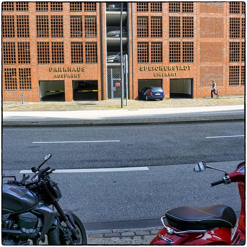 Deutschland im Quadrat - Parkhaus