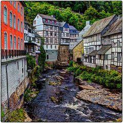 Deutschland im Quadrat - Rotes Haus
