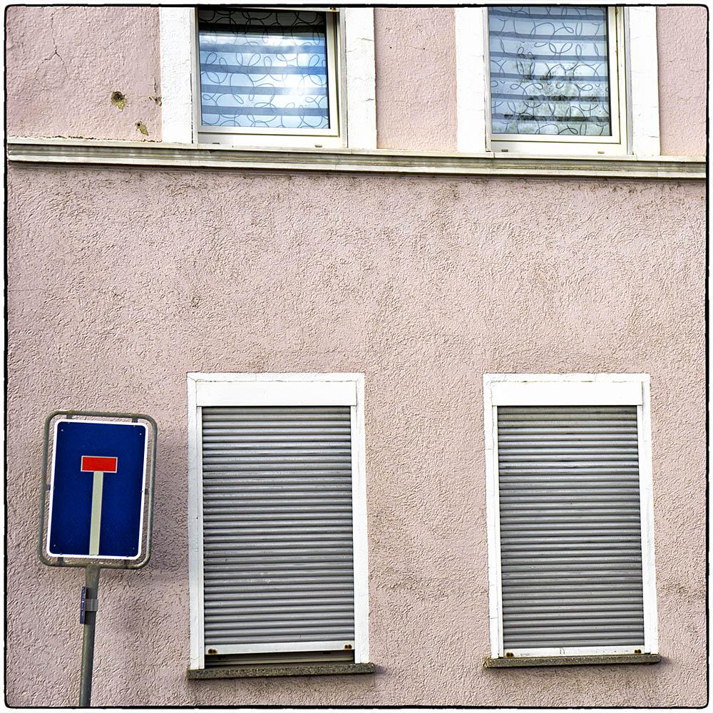 Deutschland im Quadrat - Sackgasse