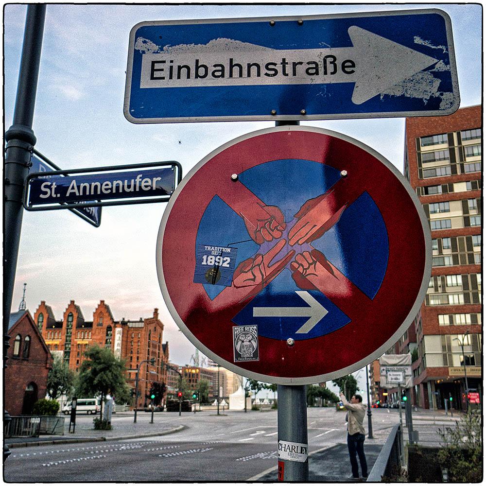 Deutschland im Quadrat - St. Annenufer