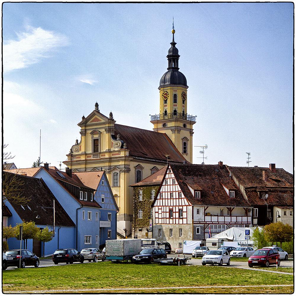 Deutschland im Quadrat - St. Martin und Maria