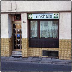 Deutschland im Quadrat - Trinkhalle
