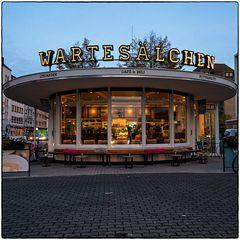 Deutschland im Quadrat - Wartesälchen