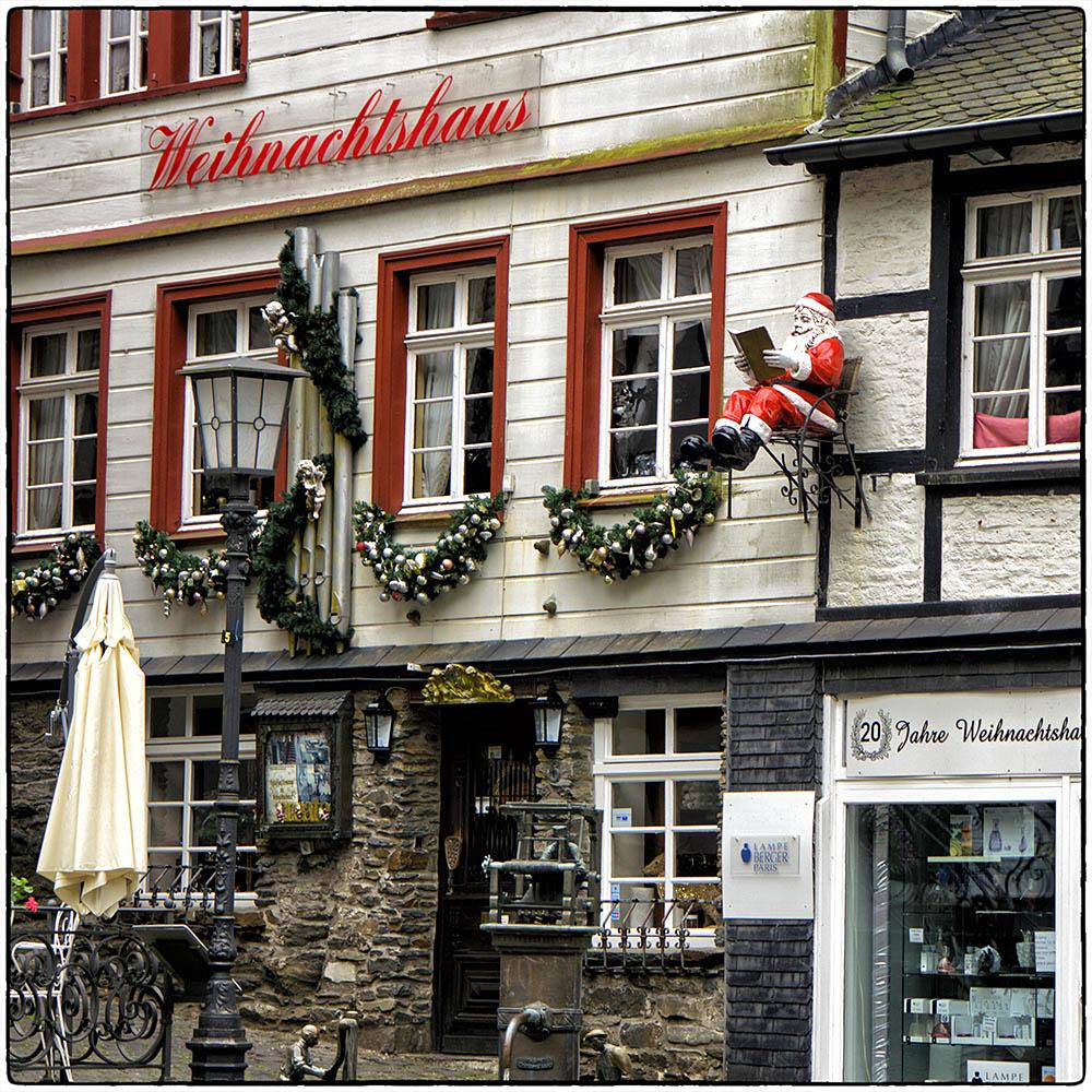 Deutschland im Quadrat - Weihnachtshaus