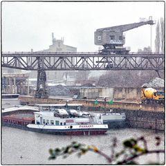 Deutschland im Quadrat - Winterhafen