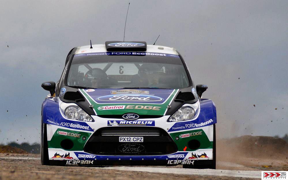 Deutschland-Rallye 2012