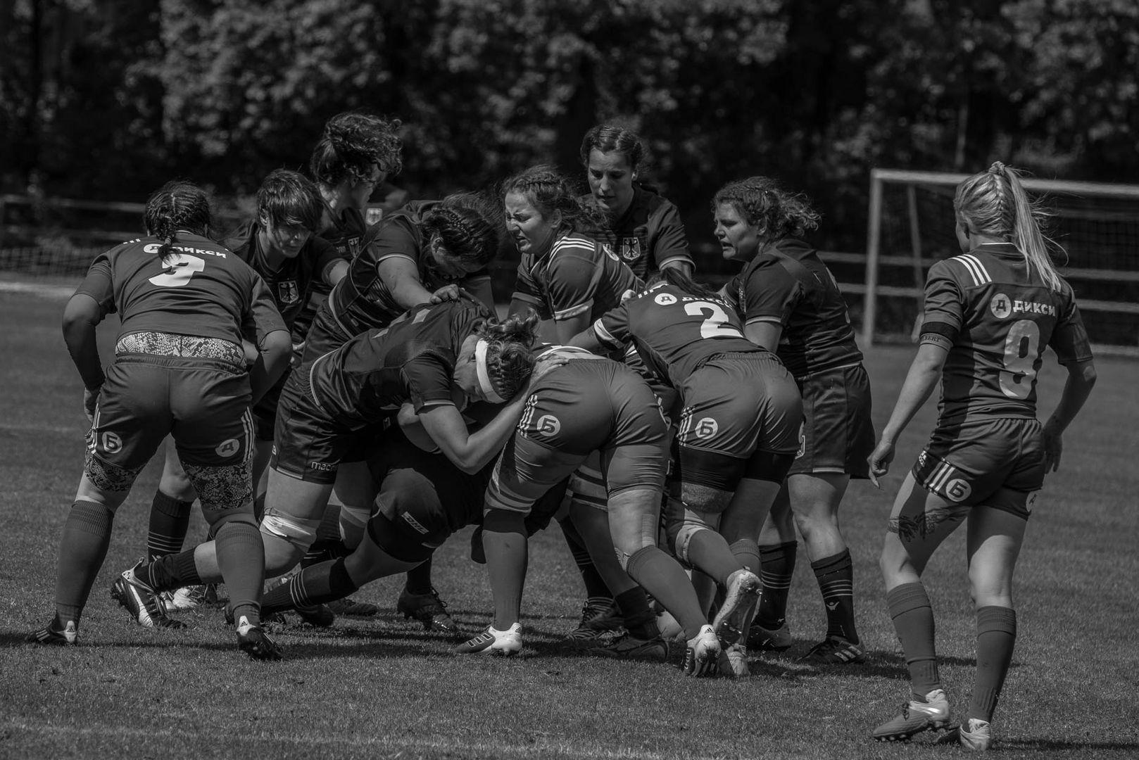 Rugby Deutschland Russland