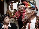 Deutschlandlied 47 / Fröhlichkeit in den Zeiten des Karnevals