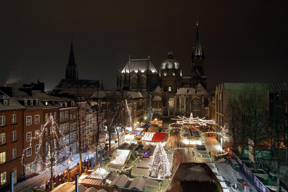 Schönster Weihnachtsmarkt Deutschlands.Deutschlands Schönster Weihnachtsmarkt Foto Bild Deutschland