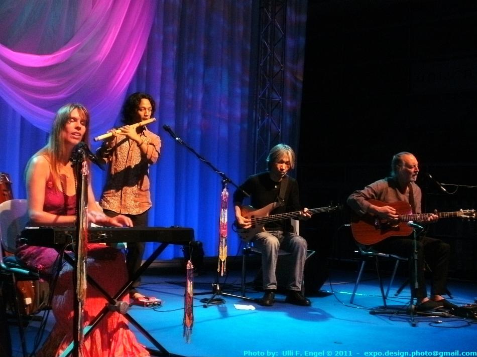 Deva Premal + Miten with Manose + Satgyan Fukuda