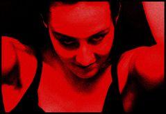 Devil in her eyes...
