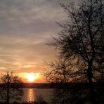 Dezembermorgen an der Havel