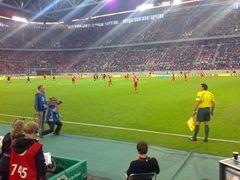 DFB Pokal Leverkusen vs Mainz