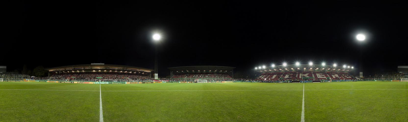 DFB Pokal OFC - BVB
