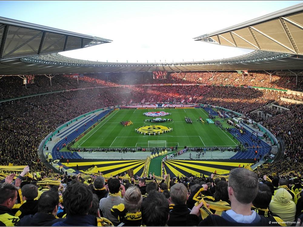 Pokalfinale Dfb