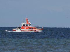 DGzRS Seenotrettungsboot Wolfgang Wiese