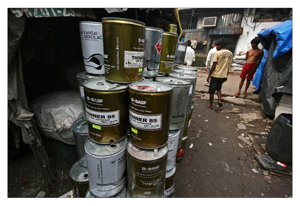 Dharavi Slum | Mumbai's Shadow City No. 10 | Mumbai, India