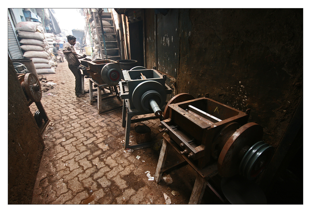 Dharavi Slum | Mumbai's Shadow City No. 12 | Mumbai, India