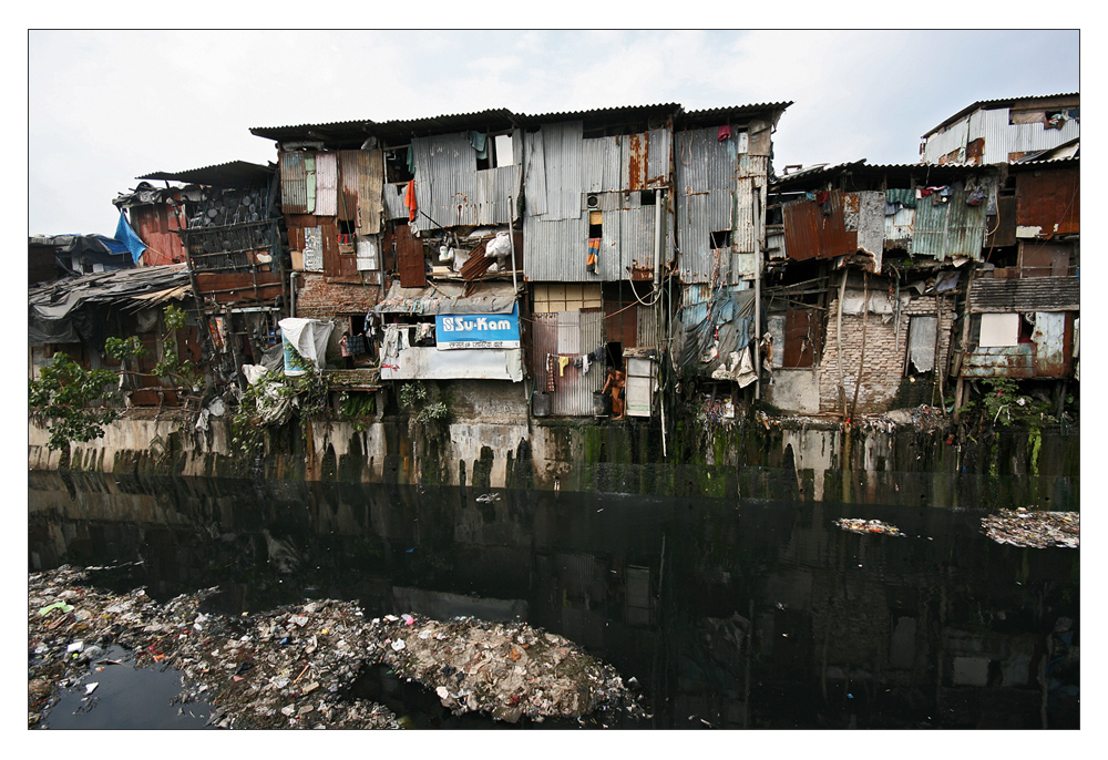 Dharavi Slum | Mumbai's Shadow City No. 8 | Mumbai, India