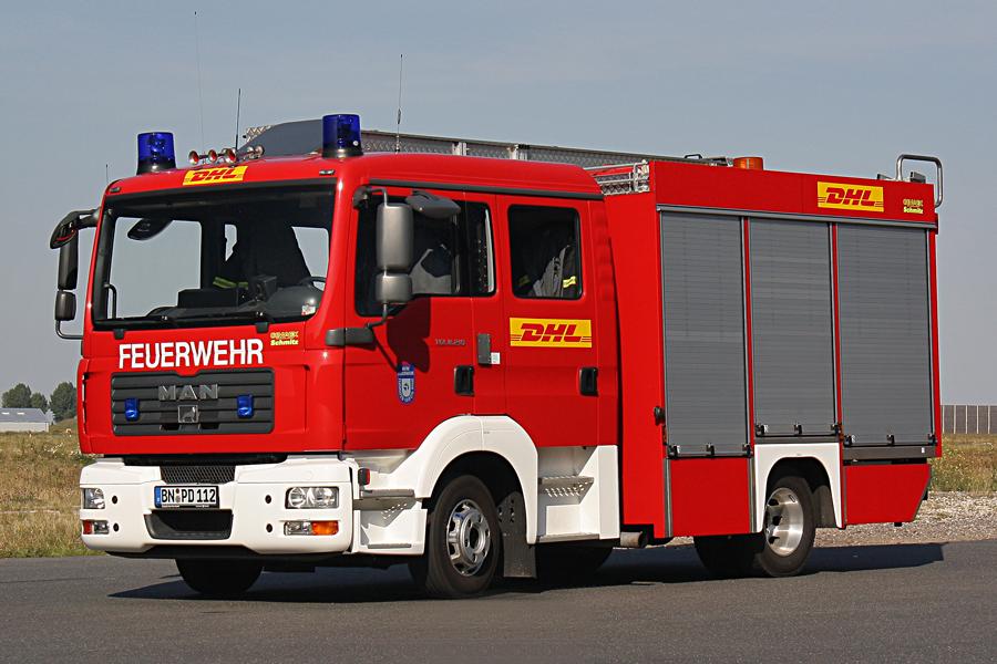 DHL Fire Express
