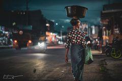 Di pasar malam ~ Sumba Barat, Indonesia