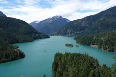 Diablo Lake - North Cascades