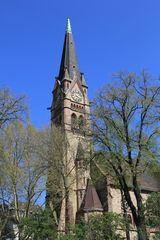 Diakoniekirche Luther Mannheim (I)
