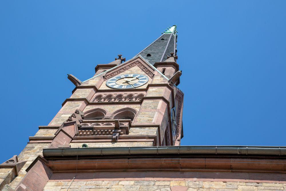 Diakoniekirche Luther Mannheim (III)