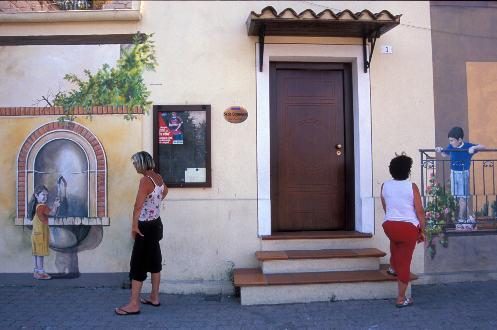 Dialoghi Mamoiada Sardegna
