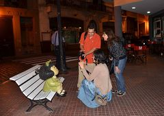 Diálogo con Mafalda