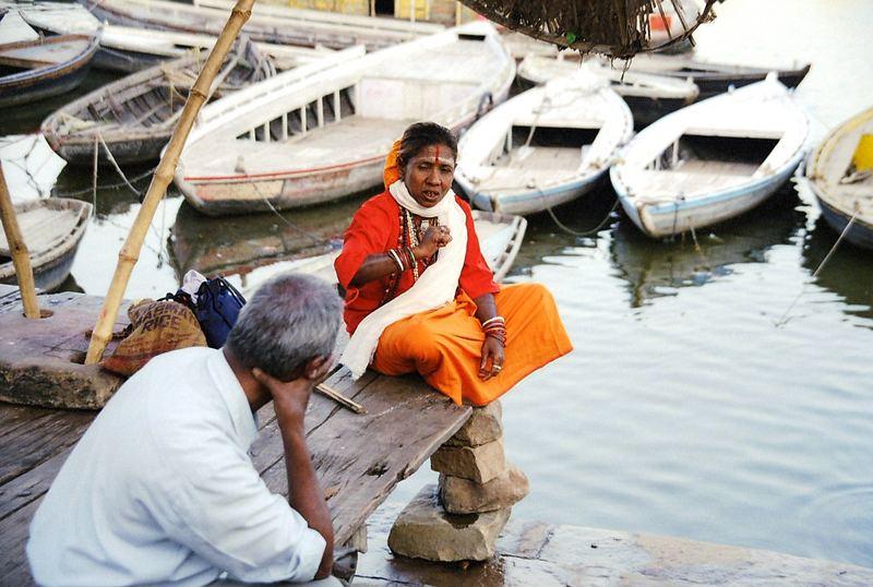 Dialogue sur le Gange