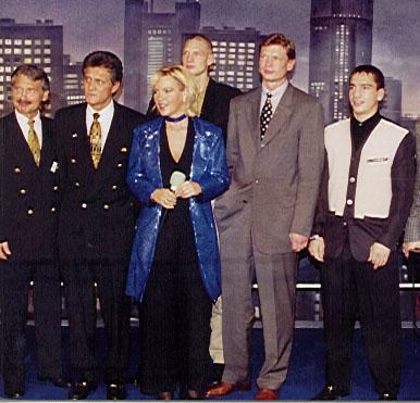 Diamant des Jahres 1998