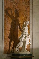 Diana in den Neuen Kammern von  Sanssouci