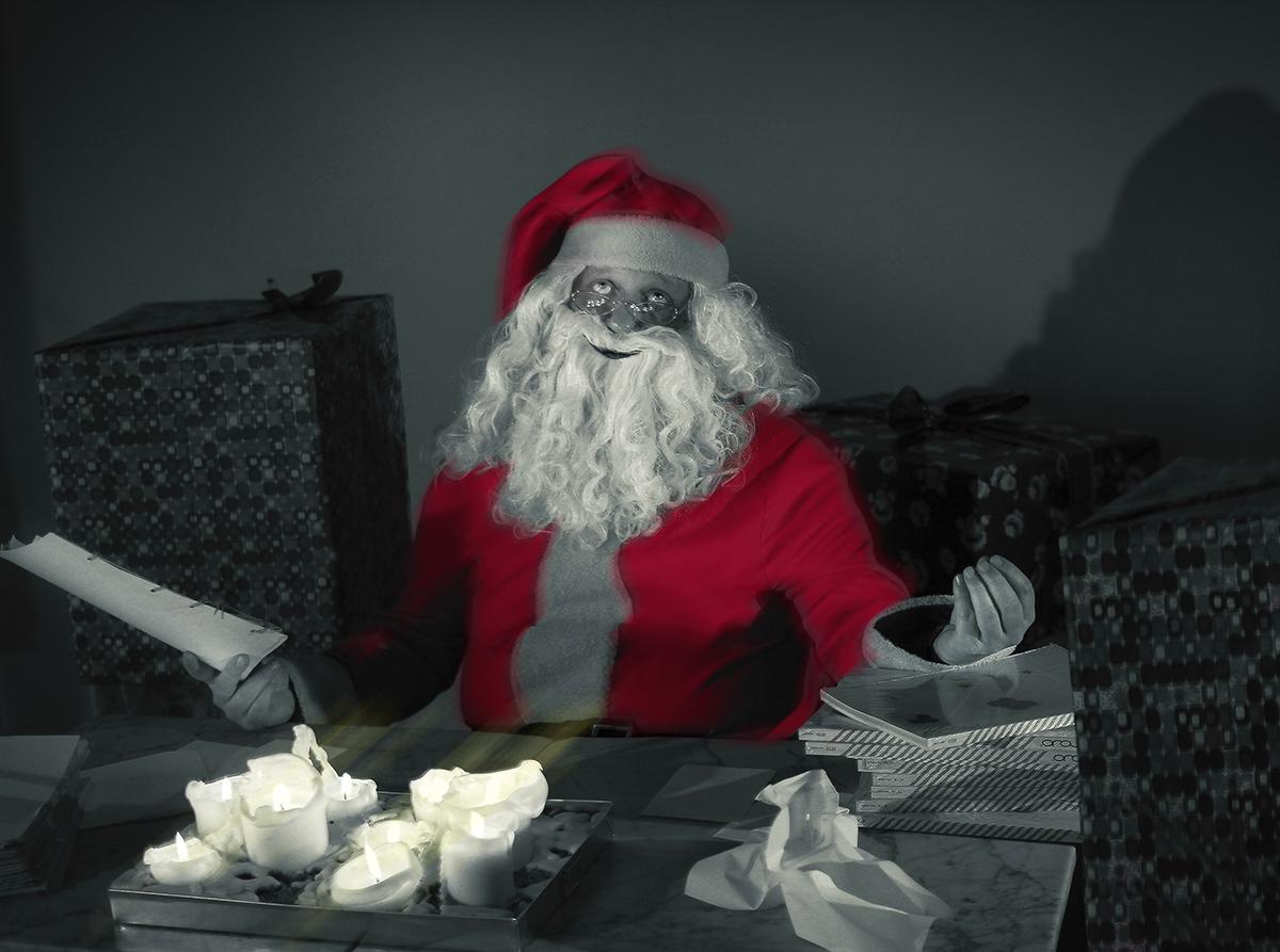 """Diario intimo de Papá Noel"""