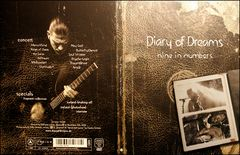 Diary of Dreams (DVD Backcover)