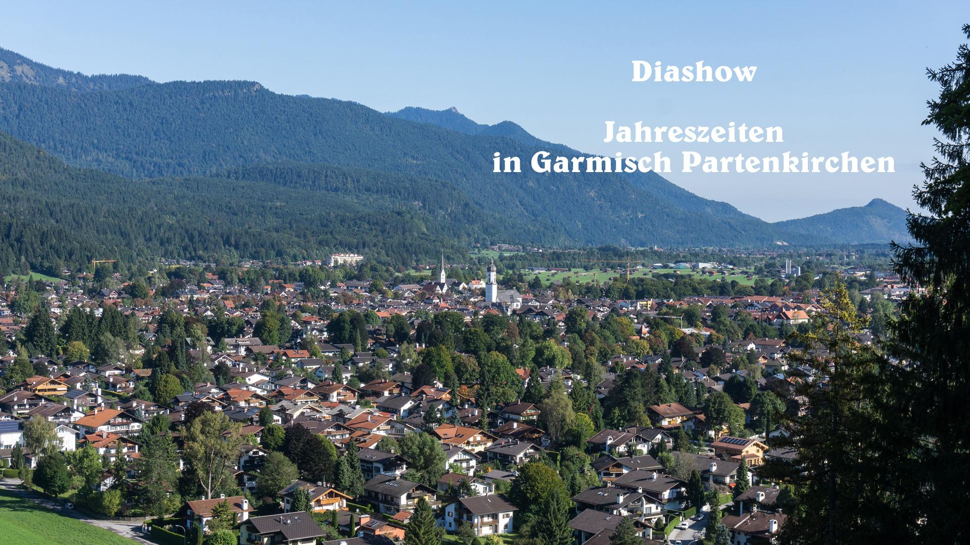 Diashow-Garmisch Partenkirchen