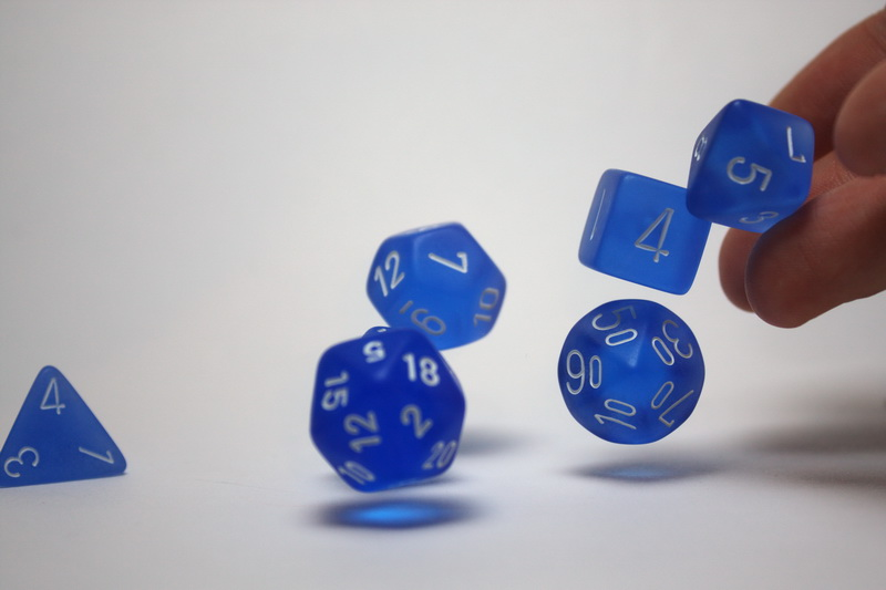 Dice In Action