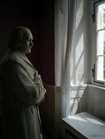 Dichter am Fenster