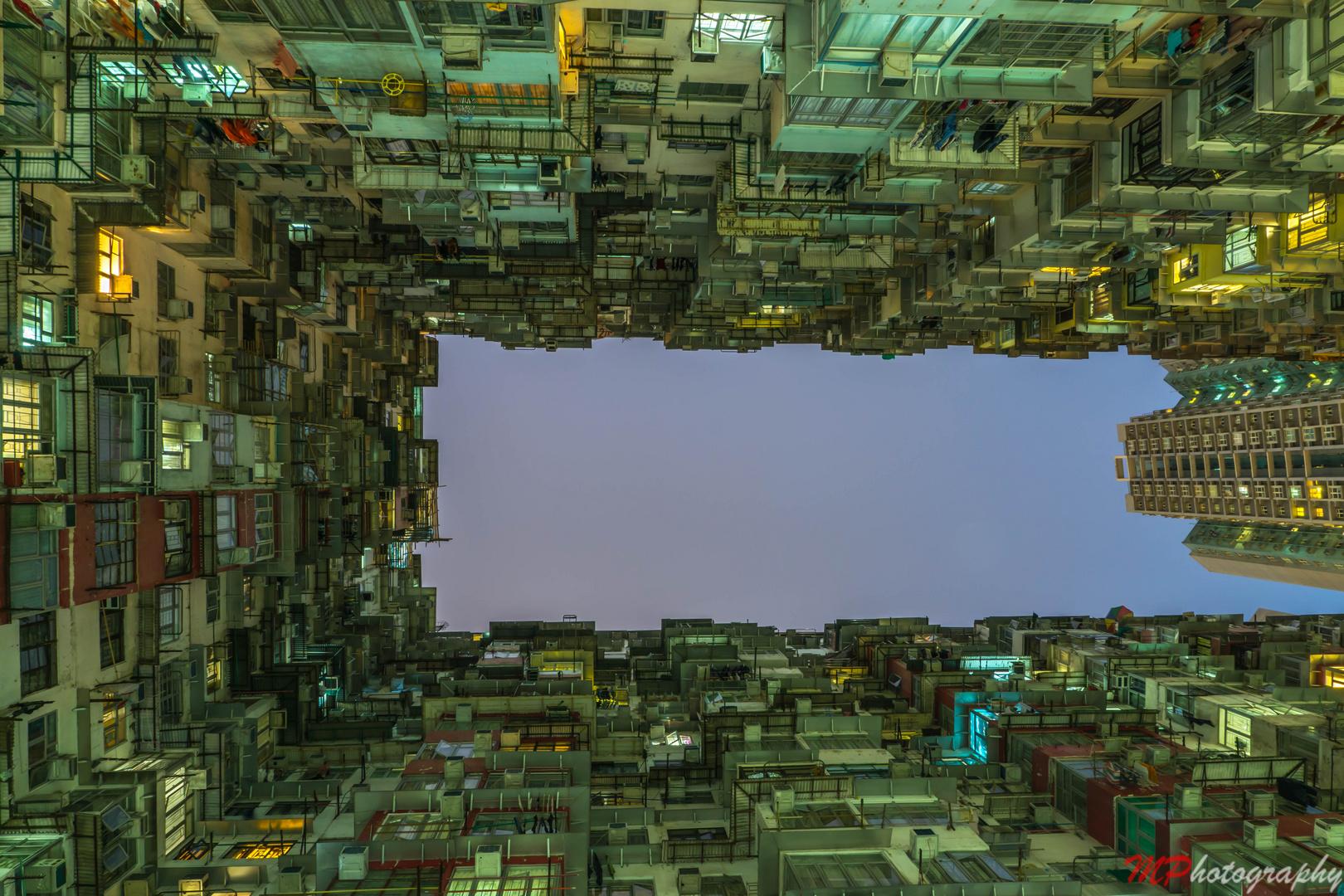 Dichtes wohnen foto bild architektur asia china for Asia wohnen