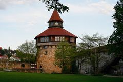 Dicker Turm Burg Esslingen