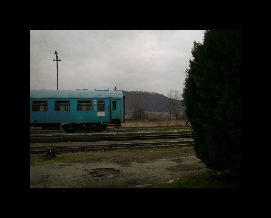 Did I lost the train?
