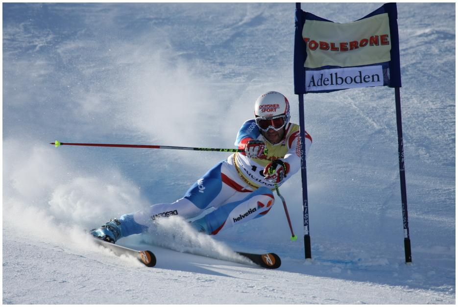 Didier Defago [Adelboden RS 09]