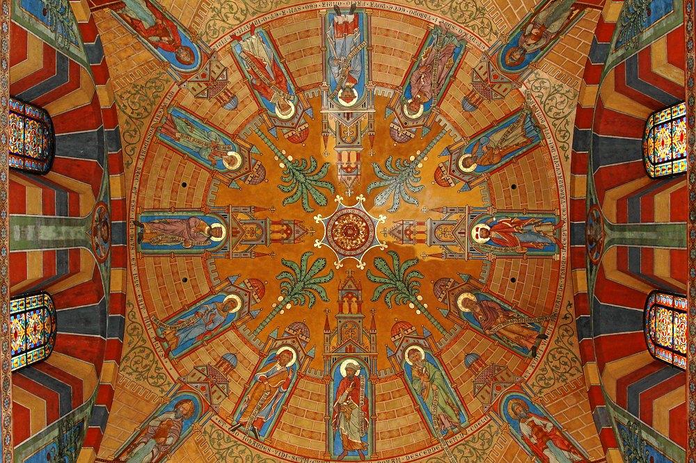 Die 12 Propheten im Kaiserdom