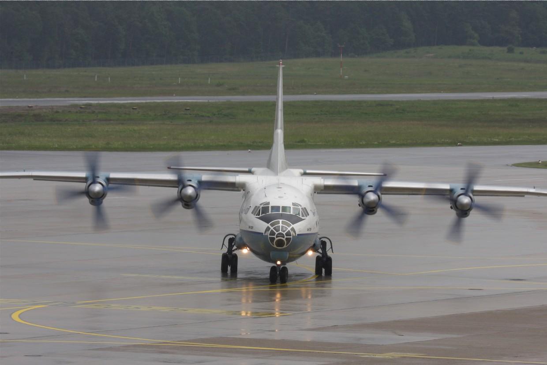 Die 2. Antonov des Jahres in NUE