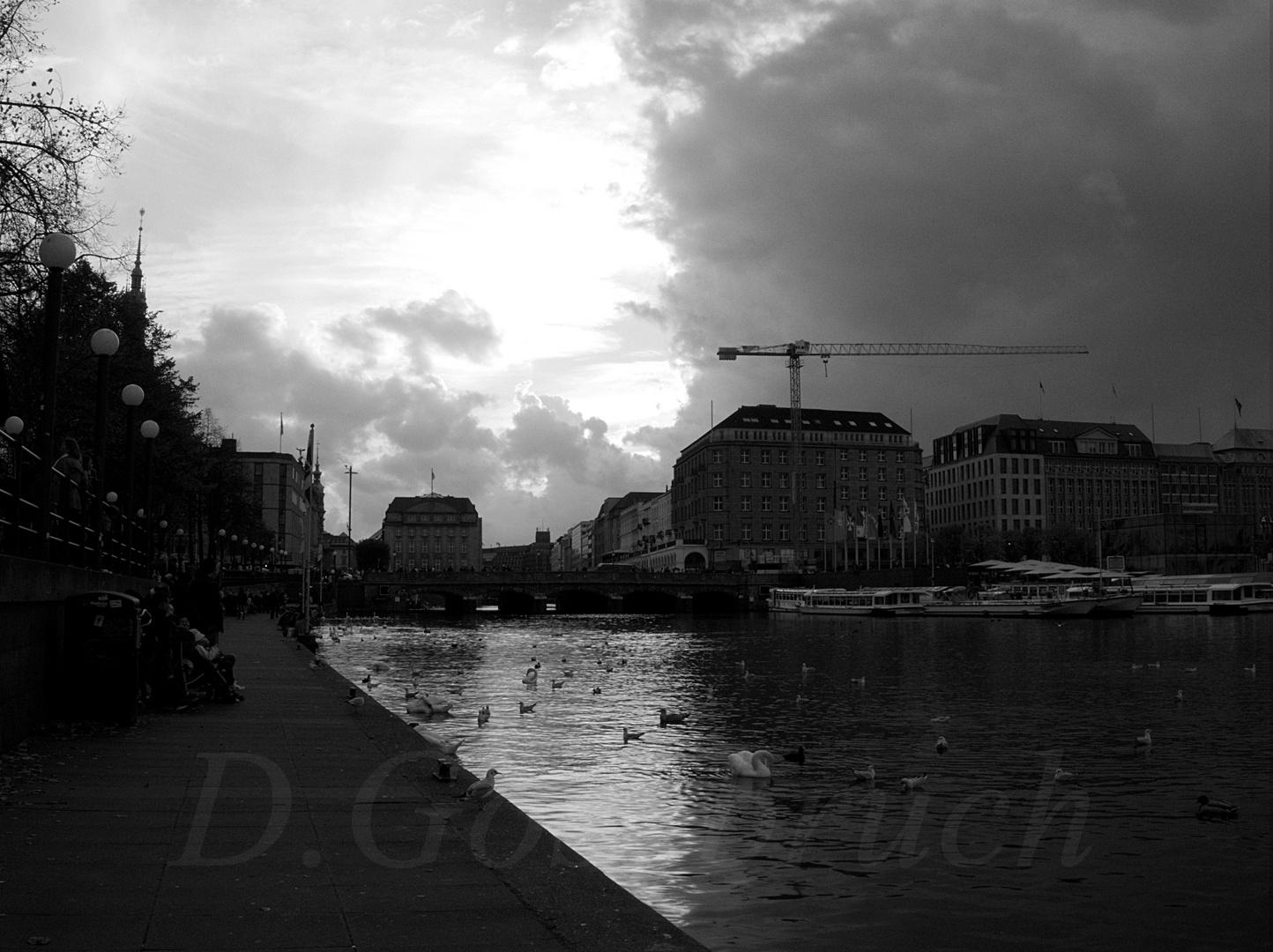 Die 2 Seiten Hamburgs