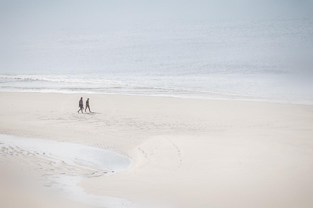die 2 und das Meer ...
