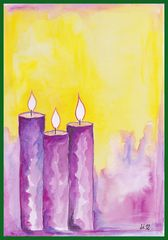 Die 3. Kerze...