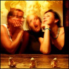 Die 3 Lästernschwestern :-)