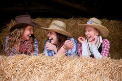 die 3 Mädels aufm Ponyhof