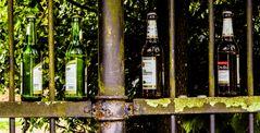 Die 4 Flaschengeister ordentlich sortiert....#1546##